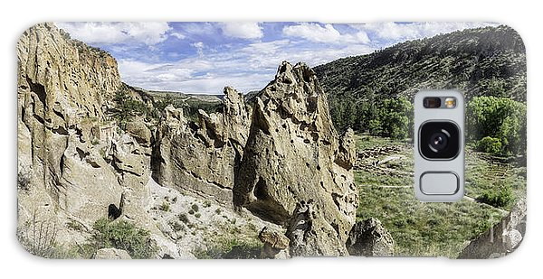 Bandelier National Monument  Galaxy Case