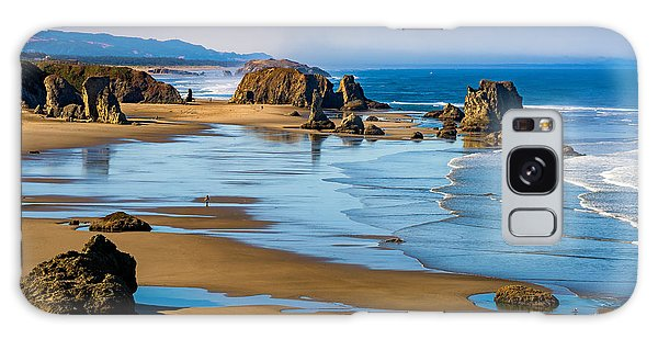 Bandon Beach Galaxy Case