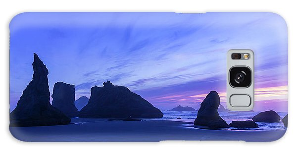 Bandon Blue Hour Galaxy Case