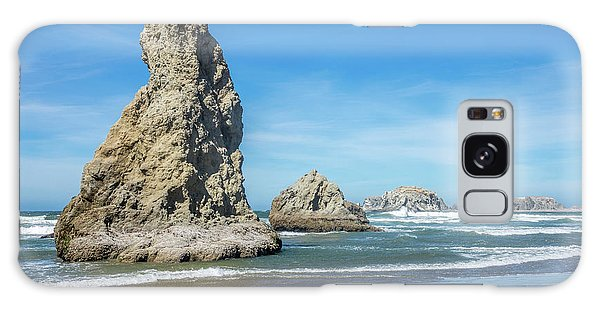 Bandon Rocks Galaxy Case