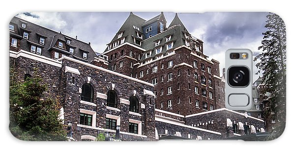 Banff Springs Hotel Galaxy Case