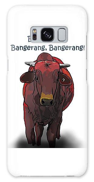 Galaxy Case - Bangerang by Joan Stratton