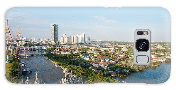 Bangkok Senic Galaxy Case by Atiketta Sangasaeng