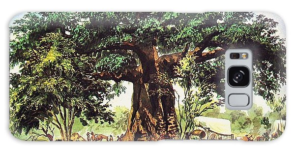 Baobab Tree - South Africa Galaxy Case