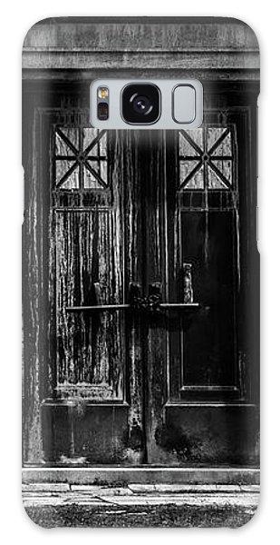 Bar Across The Door Galaxy Case