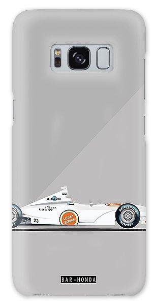 Bar Honda 003 F1 Poster Galaxy Case