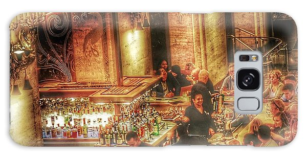 Bar Scene Galaxy Case