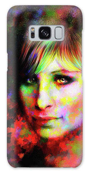 Barbara Streisand Galaxy Case
