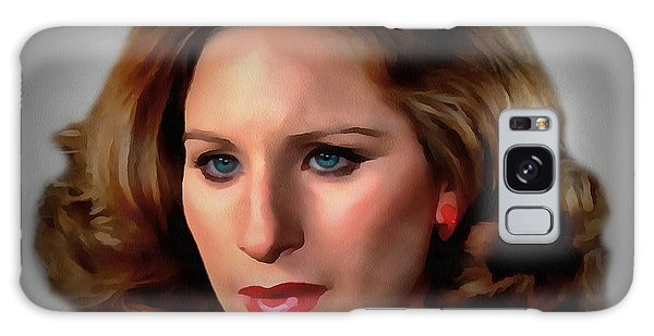 Barbara Streisand Galaxy Case