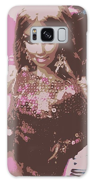 Barbie Sparkle Galaxy Case