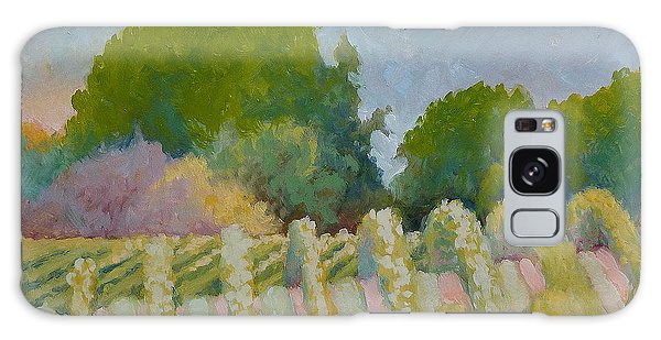 Barboursville Vineyards 1 Galaxy Case by Catherine Twomey