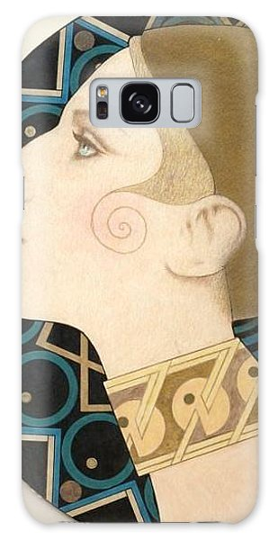 Barbra Galaxy Case