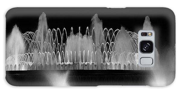 Barcelona Fountain Nightlights Galaxy Case