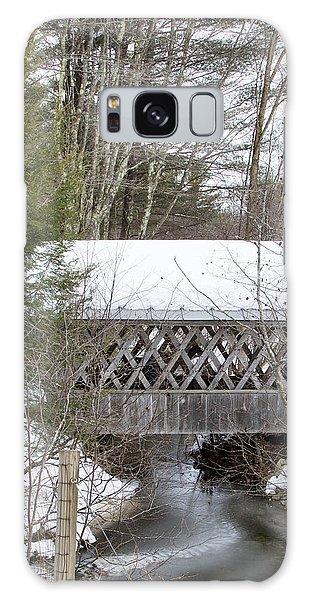 Bare-walker Covered Bridge  Galaxy Case