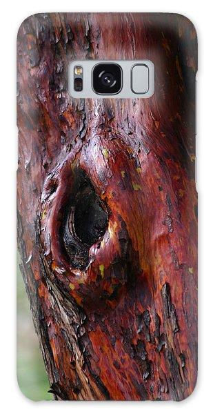 Bark Galaxy Case by Martina Fagan