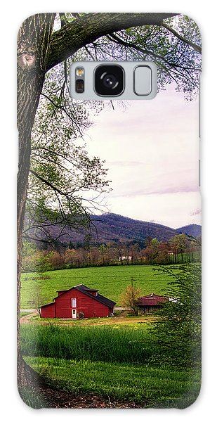 Barn In The Valley Galaxy Case by Greg Mimbs