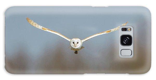 Barn Owl Sculthorpe Moor Galaxy Case