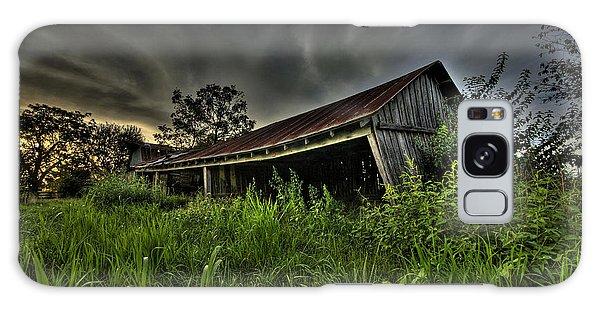 Barn Storm Galaxy Case