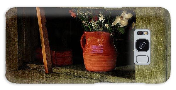 Barn Window Galaxy Case by Elaine Manley
