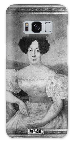 Baroness De Pontalba Galaxy Case