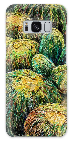 Barrel Cactus #2 Galaxy Case