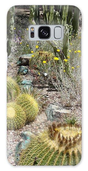 Barrels And Barrels Of Cactus Galaxy Case