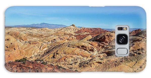 Barren Desert Galaxy Case
