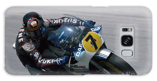 Barry Sheene. 1984 Nations Motorcycle Grand Prix Galaxy Case