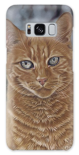 Barry The Cat Galaxy Case