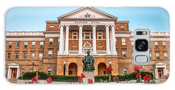 Bascom Hall Galaxy Case