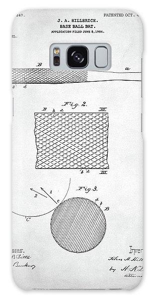 Baseball Bat Patent Galaxy Case