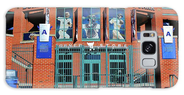 Baseball Stadium Galaxy Case
