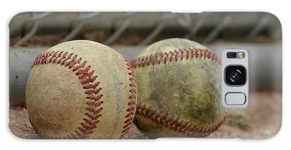 Baseballs Galaxy Case