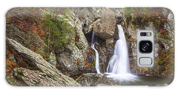 Bash Bish Falls In November 2 Galaxy Case by Angelo Marcialis