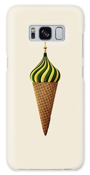 Basil Flavoured Galaxy S8 Case