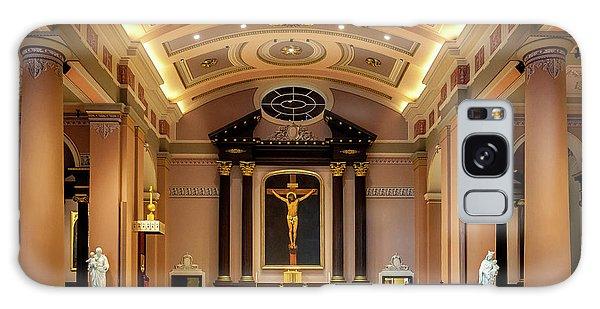 Basilica Of Saint Louis, King Of France Galaxy Case