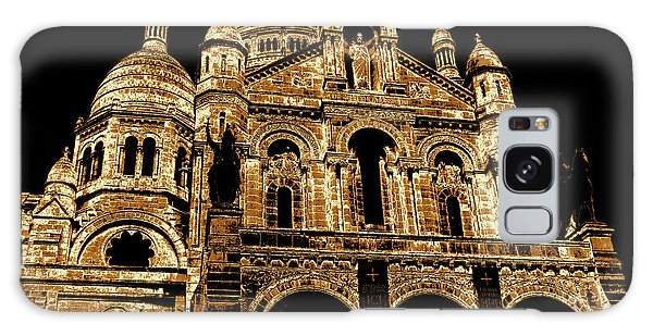 Basilica Of The Sacred Heart Galaxy Case