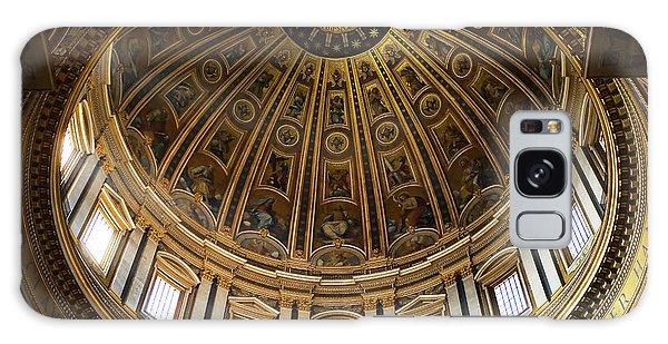 Basilica Galaxy Case by Stefan Nielsen