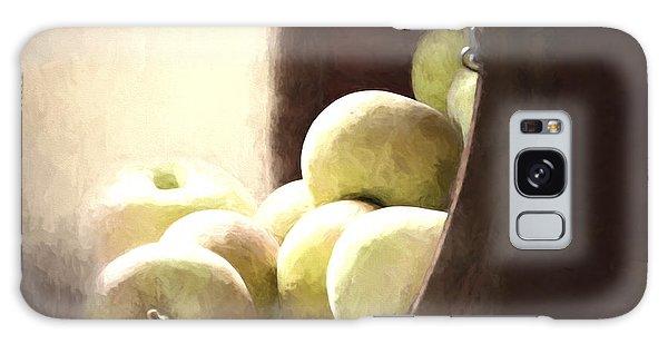 Basket Of Apples Galaxy Case