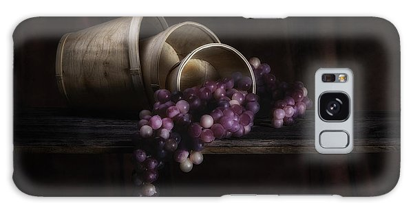Basket Galaxy Case - Basket Of Grapes Still Life by Tom Mc Nemar