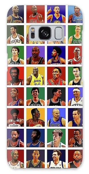 Basketball Legends Galaxy Case