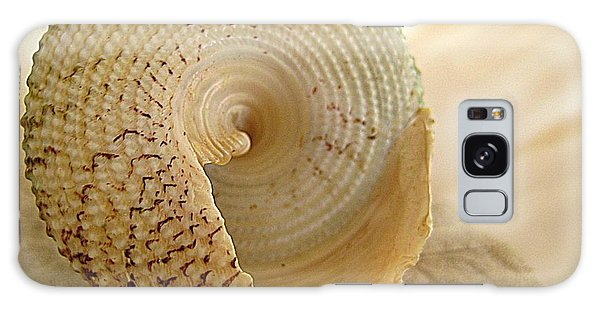 Basking Seashell Galaxy Case by Shirley Sirois