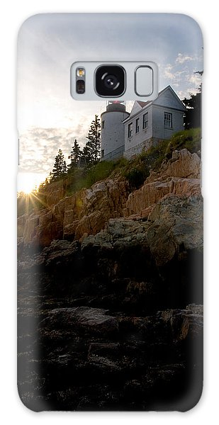 Bass Harbor Lighthouse 1 Galaxy Case by Brent L Ander