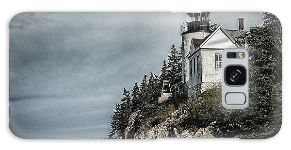 Bass Lighthouse Maine Galaxy Case