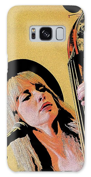 Bass Player Galaxy Case by Jim Mathis