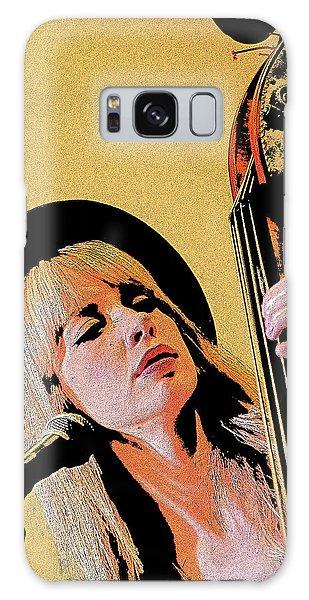 Bass Player Galaxy Case