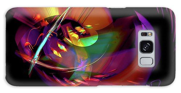 International Bass Station Galaxy Case by DC Langer
