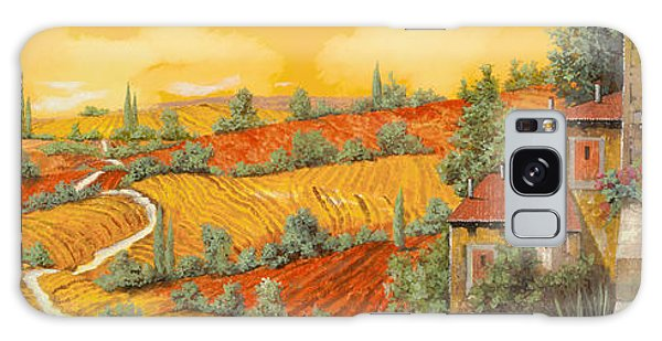 Landscape Galaxy Case - Bassa Toscana by Guido Borelli