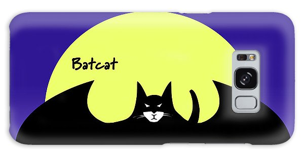 Batcat Galaxy Case