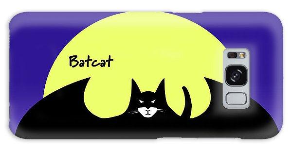 Batcat Galaxy Case